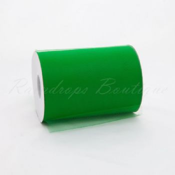 Emerald Tulle Roll 100 yards